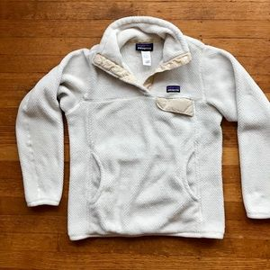 Patagonia Re-Tool Snap T Pullover Fleece
